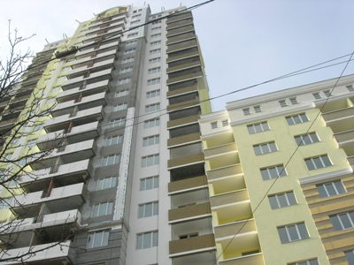 Construction of housing Kiev
