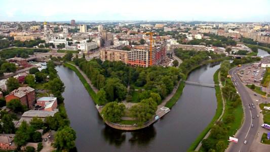 Торговая недвижимость Харькова: итоги октября