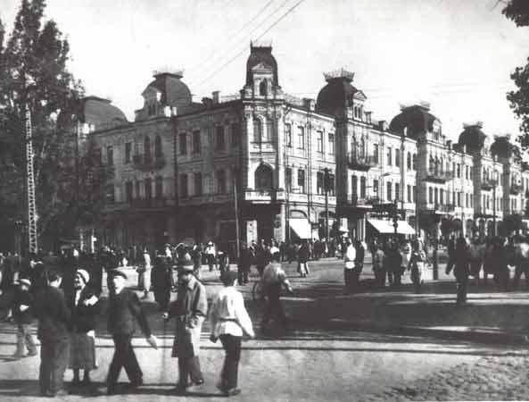 Архитектура Киева продолжает уничтожаться