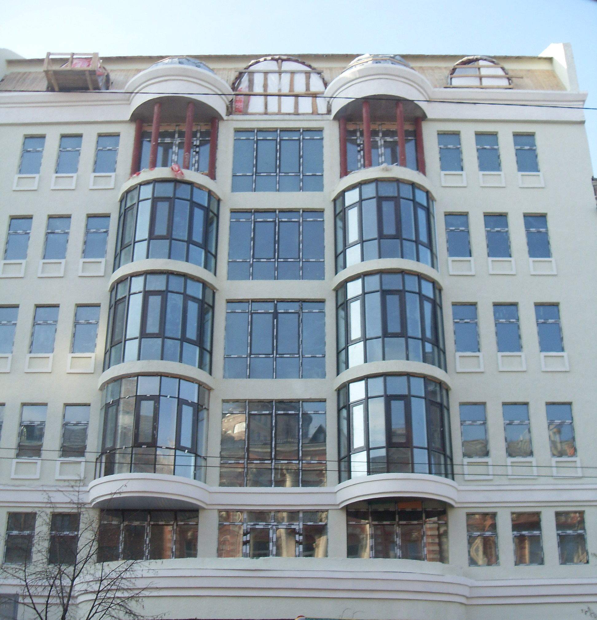 Office real estate of Kyiv: supply and demand tendencies