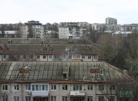 На крышах домов Киева зазеленеют сады
