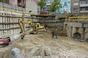 В Киеве могут временно запретить любое строительство