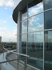 Огляд будівництва в Харкові. Весна 2010