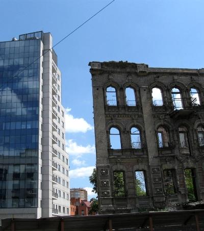 Обзор строительства в Днепропетровске