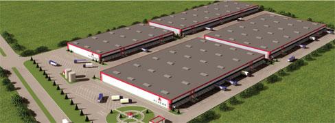 «Росан-Инвест» инвестирует около 3 млрд грн в строительство логистического центра
