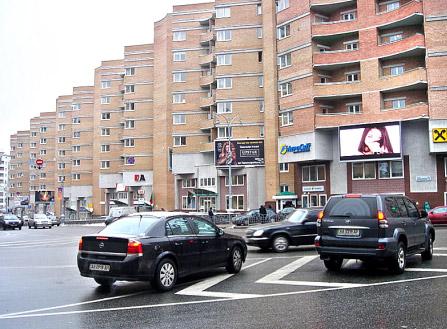 Доля жилой застройки в Киеве - незначительная