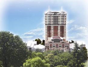 За полгода в Киеве с продажи сняты квартиры в 46 объектах «первички»