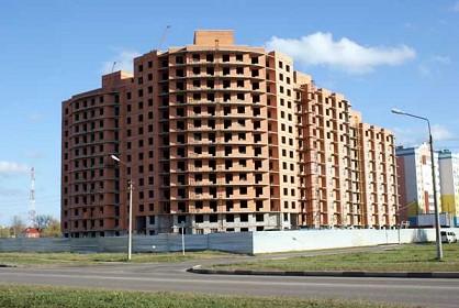 Сегодня необходимо строить новое жилье, а не выкупать уже наполовину готовое