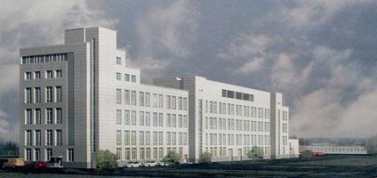 UDC Holding построит 10-этажный БЦ