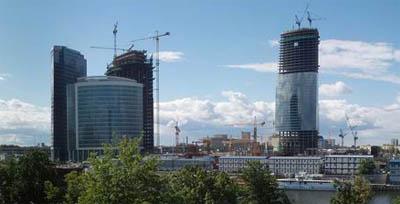 45% всех инвестиций, направленных на строительство домов в Киеве, составляют собственные средства населения
